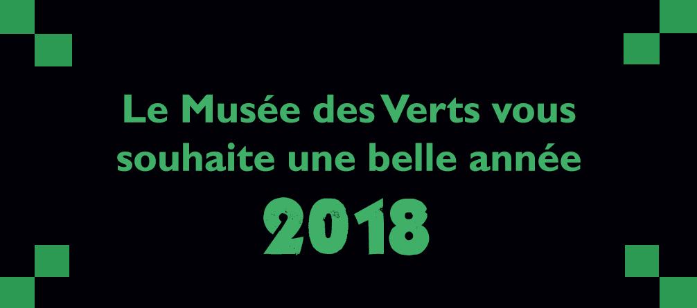 ASSE Musée des Verts - Bonne année