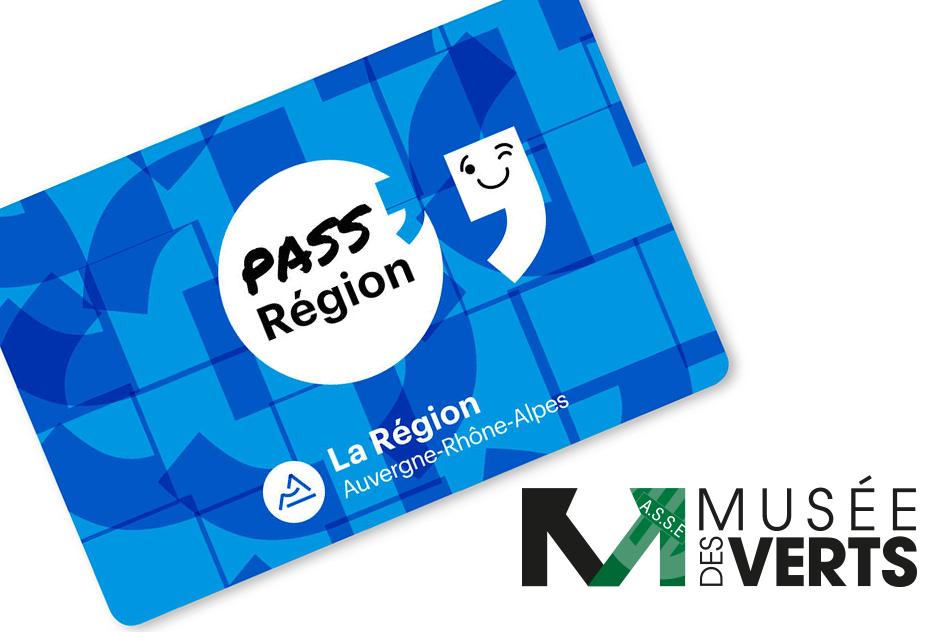 ASSE  - Le Pass Région accepté au Musée des Verts 2