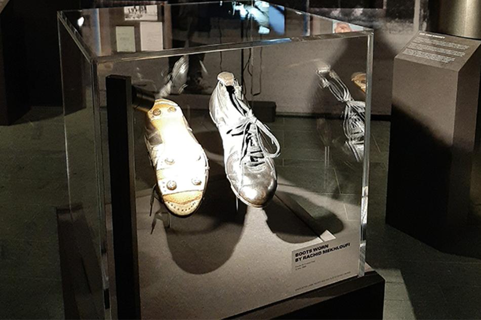 ASSE  - Le Musée des Verts au Musée du football mondial de la FIFA à Zurich 2