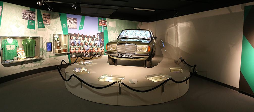 ASSE Communiqué officiel - Réouverture du Musée, rénové, en septembre