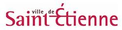 Logo Ville de Saint-Etienne, partenaire officiel de Le musée des Verts