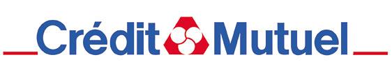 Logo Crédit Mutuel, partenaire officiel de Le musée des Verts