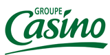 Logo Casino, partenaire officiel de Le musée des Verts