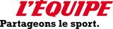 Logo L'équipe, partenaire officiel de Le musée des Verts