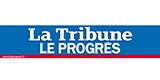 Logo La Tribune le Progrès, partenaire officiel de Le musée des Verts