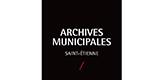 Logo Archives municipales, partenaire officiel de Le musée des Verts